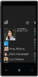 Windows Phone 7 Chopped Apps